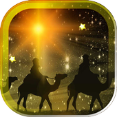 Christmas Stars live wallpaper 1.0