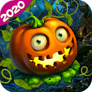 Halloween Witch - Fruit Puzzle 1.0.19