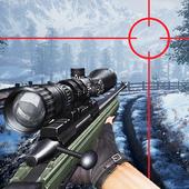 Sniper Commando Snow Mission