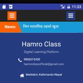 Hamro Class 1.0