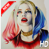 Harley Quinn Wallpapers Lock Screen HD 1.1