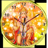 Lord Hanuman Clock 1.2