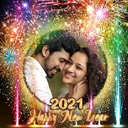 New year photo frame 2019 1.1