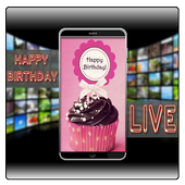 Happy Birthday Live Wallpaper 1.0