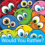 Would You Rather? Kids Edition 2
