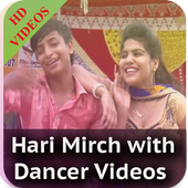 Hari Mirch with Dancer Video Songs 1.0