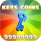 Keys & Coins Unlim Subway 3.0