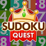Sudoku QuestHashCubePuzzleBrain Games 2.9.71
