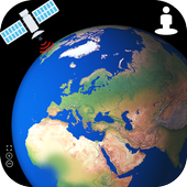 Live Earth Map – Satellite Map View, GPS Tracker 2.3