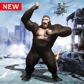 Angry😡Mad King Kong :Rampage Gorilla City Smasher 1.9