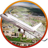 Airplane Passenger Flight Pilot Real Simulator 3D 1.0