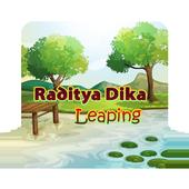 Raditya Dika Leaping