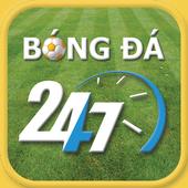 Tin Bóng đá 24h - Tin tức Bóng đá & Thể thao 247 1.0