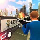 Vegas Crime City Mafia Clash: Shooter TPS 5