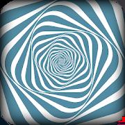 Optical illusion - eye training 0.1