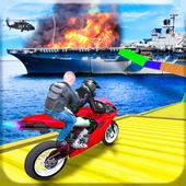 Heavy Bike Warship Rescue 1.0