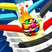 Helix Tower Crush:Stack Hit Ball 3D 5.0