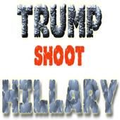trump vs hellary