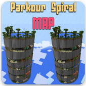 Parkour map for Mcpe 2.0