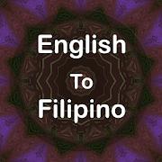 English To Filipino Translator Offline and Online 1.0