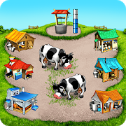 Farm Frenzy Free-Time management farm game offline 1.3.8