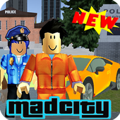 Mad City Robloks Gangster Crime heroes 1.0