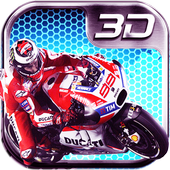 Course Moto Real 3D 4.5
