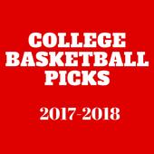 COLLEGE BASKETBALL PICKS  2017-18
