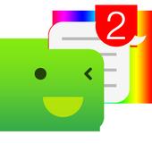 One Messenger 7 - SMS, MMS, Emoji 3.38