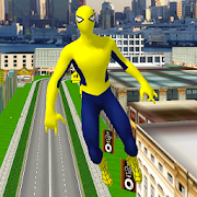 Flying Spider Hero City Rescuer Story 1.0.2