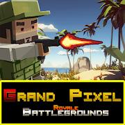 Grand Pixel Royale Battlegrounds Mobile Battle 3D 1.0