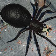 Spider Hunter Amazing City 3D