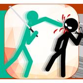 Stick Men Fighting - Multiplayer Ninja Fight Game 2.0.7