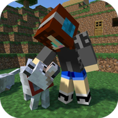 Dogs Mod for MCPE 1.0