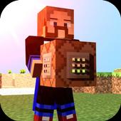 Mod Command Blocks for MCPE 1.0