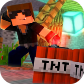 Troll TNT Mod for MCPE 1.0