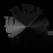 Vintage Vinyl Clock widget 1.0