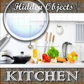 Kitchen Hidden Object Games 1.8