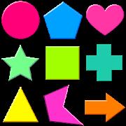 30 Basic shapes names for kids 5