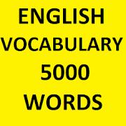 English Vocabulary 5000 Words 1.11