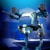 Falling Robots: Ice Star 1