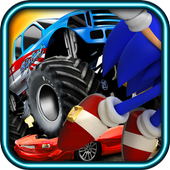 sonic hill racing 3