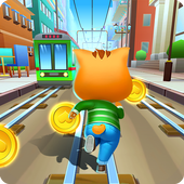 Subway Cat Rush 1.2.6