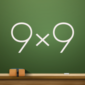 Multiplication table (Math, Brain Training Apps) 1.3.5