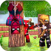 Mod Pocket Heroes for MCPE 1.0