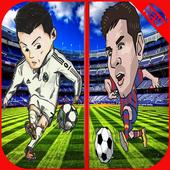 Ronaldo Skating vs Messi Free 2.0