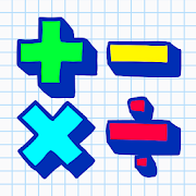 Mathematics. Math Games 1.4