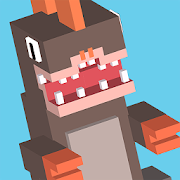 Blocky Jumping Run Avoid Shark 1.0.5