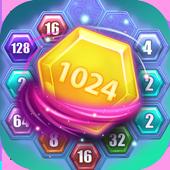 HexaJewel-1024 Gem Hexagon 1.0.1