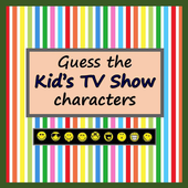 Guess the Kid's TV Show Characters 3.1.6z